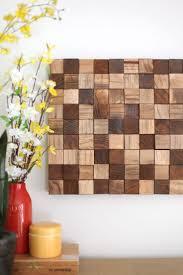 4x4 Wood Crafts 52 Best Wood Block Ideas Images On Pinterest Wooden Blocks Diy