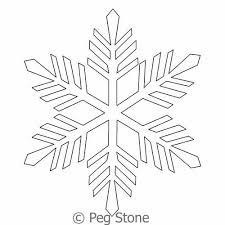 Snowflake 3   Peg Stone   Digitized Quilting Designs & Digital Quilting Design Snowflake 3 by Peg Stone. Adamdwight.com
