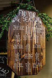 Wedding Seating Chart Display Ideas 60 Wedding Seating Chart Ideas Junebug Weddings