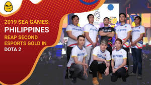 eGG | SEA Games 2019: Philippines reap second esports gold with Dota 2