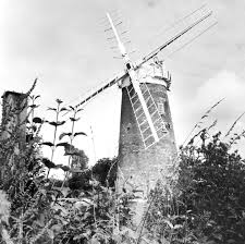 mills and windmills dereham windmill dated 8 august 1991 photograph c1755