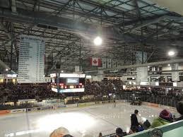 Barrie Colts Arena Seating Chart Barrie Molson Centre Barrie Colts Stadium Journey