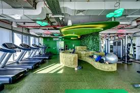leed platinum google tel. Sports Club Interior Decoration And Architecture In Google Tel Aviv Office / Camenzind Evolution Leed Platinum
