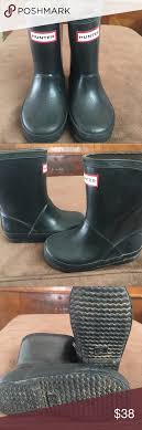 hunter boots size 6 hunter toddler boots guc black hunter boots size 5 uk size 6 boys