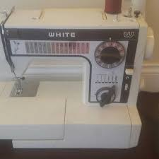 White Sewing Machines For Sale