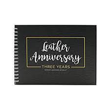Amazon Com Wedding Anniversary Albums All Together Third Year