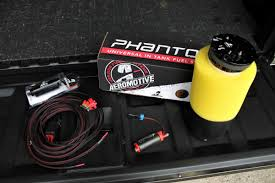 bangshift com aeromotive phantom to simplify and make the install safer i started a new stock replacement tank the last thing i wanted was to be throwing sparks fuel vapors