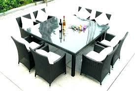 large patio table square dining tables seating 8 8 seat patio table outdoor patio dining large