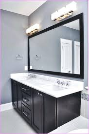 Bathroom Over Mirror Lights Fabulous Above Lighting  Interior Design On Fixtures . ...