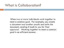 virtual office tools. 2 what is collaboration virtual office tools