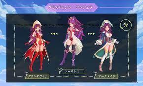 聖 剣 伝説 3 アンジェラ クラス