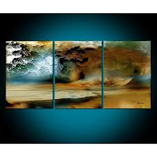 3 panel beach painting canvas wall art picture home decoration living room canvas painting  on 3 panel wall art beach with 3 panel beach painting canvas wall art picture home decoration
