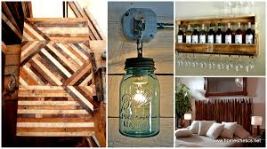 40 of the most extraordinary beautiful and useful rustic diy projects in the world