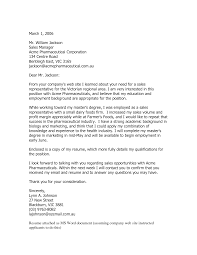 best basic cover letter example template sample most seen