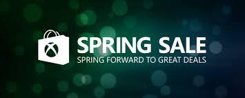 Microsoft Begins Xbox Spring Sale Winbuzzer