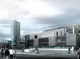 office exterior design. Office Exterior Design I