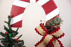 Candy Cane Yard Decorations Giant Candy Cane Decoration Using Styrofoam Southern Couture Large 47