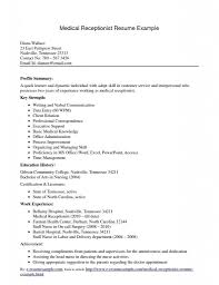 Sample Resume For Cna Nursing Assistant No Experience In 17