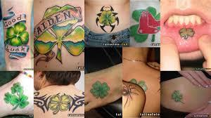 значение тату клевер клуб татуировки фото тату значения эскизы