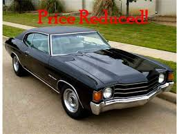 1972 Chevrolet Malibu for Sale on ClassicCars.com