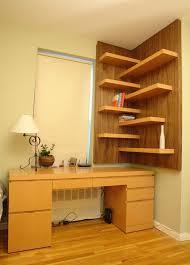 Beautiful Corner Shelving Unit fashion New York Modern Home Office  Innovative Designs with corner shelves corner