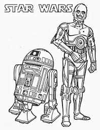 Printable Star Wars Coloring Pages Coloring Pinterest Star