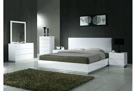 Modern Full Size Bed King Bedroom Set Design Ultra Minimalist Sets ...