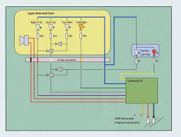 cab light wiring diagram cab image wiring diagram class 43 new measurement train on cab light wiring diagram