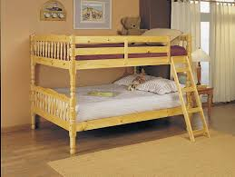 Amazon.com: ACME 02290 Homestead Full Bunk Bed, Natural Finish: Kitchen &  Dining