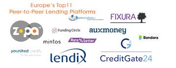 peer to peer lending.  Peer Europeu0027s Top 11 PeertoPeer Lending Platforms In Peer To
