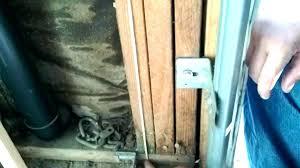 garage door doesn t close garage door close all the way my garage door won t