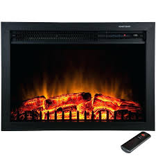 full image for electric fireplace remote control instructions xtremepowerus infrared quartz heater walnut finish with controller