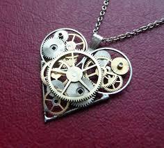 Kinekt Design Gear Necklace
