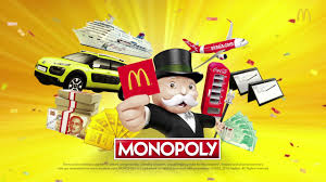 mcdonald s the monopoly game 2016 30s chance samurai