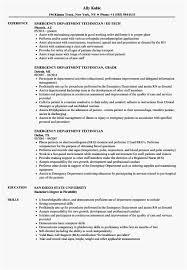 28 Perfect Emergency Management Resume Pertaining To