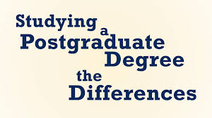 the differences between postgraduate and undergraduate study the differences between postgraduate and undergraduate study postgraduate courses