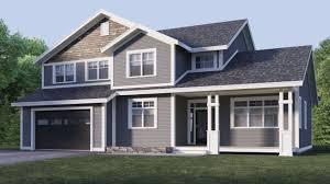 Exterior House Color Ideas Gray
