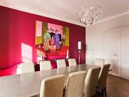 Décoration baroque - Ouest Home - salle à manger colorée avec ...