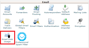 How To Use Email How To Use The Email Disk Usage Tool In Cpanel To Easily Clean Email