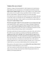 open adoption argumentative essay argumentative essay on open adoption records essays