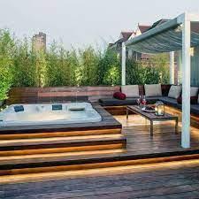 top 60 best deck lighting ideas