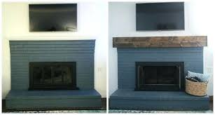 concrete mantel fireplace the new mantel just fits the style of the fireplace so much better