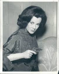 1961 Actress Mary Sinclair Press Photo - Historic Images
