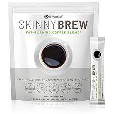Notice visible results in first week. Amazon Com It Works Skinny Brew 15 Servings Per Bag Grocery Gourmet Food