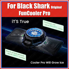 Stock BR20 Original Xiaomi <b>Black Shark</b> 3 Pro 2 Pro Fun <b>Cooler</b> ...