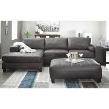 modern sectional sofa. Modern Charcoal 2 PC Sectional Sofa Modern Sectional Sofa