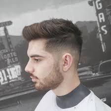 Men Haircuts Top Low Maintenance Taper Cut Haircut Tapered
