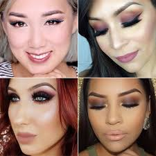 12 yours show how to rock a stunning fall inspired smoky eye