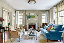 paint your wall and trim the same color