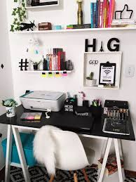 office tumblr. Escrivaninha Tumblr | Home Office Feminino! #decoração #quartodemenina #decoration #homeoffice